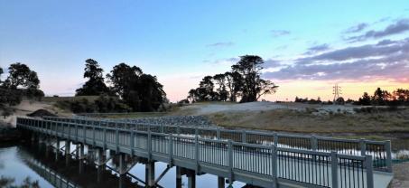 66m & 45m Bridges for Royal Auckland & Grange Golf Club