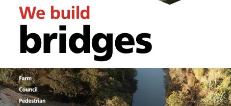 Our Bridge Brochure