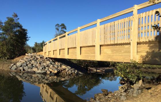 Laminated Timber Bridge Brochure